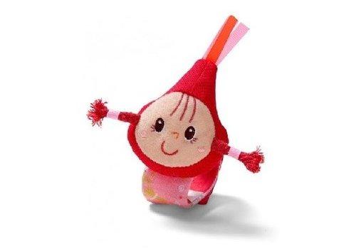 Lilliputiens Lilliputiens Little Red Riding Hood Ratlle Bracelet Lilliputiens