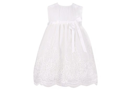 Aletta Aletta Dress White Bow