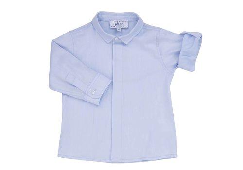 Aletta Aletta Shirt Light Blue