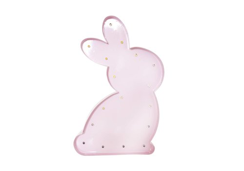 Sweetlights Sweetlights Rabbit 30 cm Pink