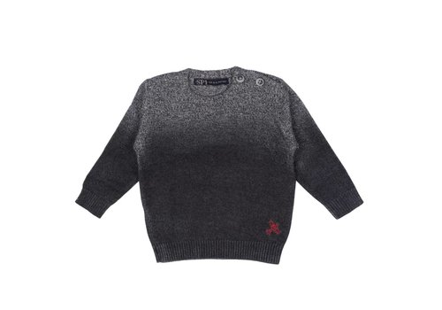SP1 Sp1 Pullover Grey - Anthracite Melange
