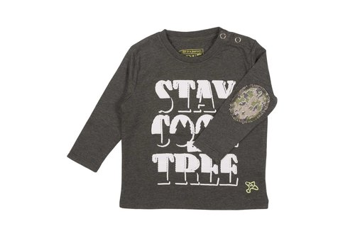 SP1 Sp1 T-Shirt Kaki