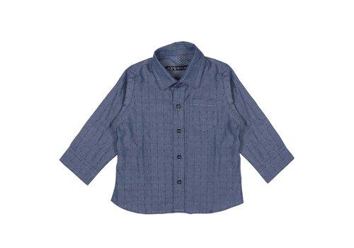 SP1 Sp1 Hemd Blauw