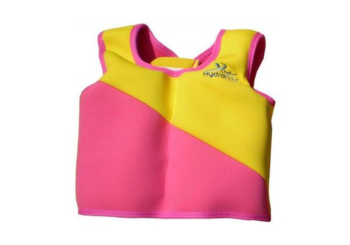 Hydrokids Hydrokids Swim Trainer Coat Girls Size 2 (2 - 3 Years)