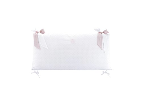 Theophile & Patachou Theophile & Patachou Bed Bumper 70 cm Cotton Blush Pink