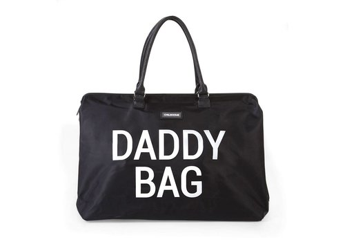 Childhome Childhome Daddy Bag Big Zwart