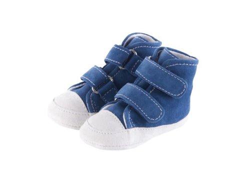Theophile & Patachou Théophile & Patachou High Sneaker Nubuck Jeans