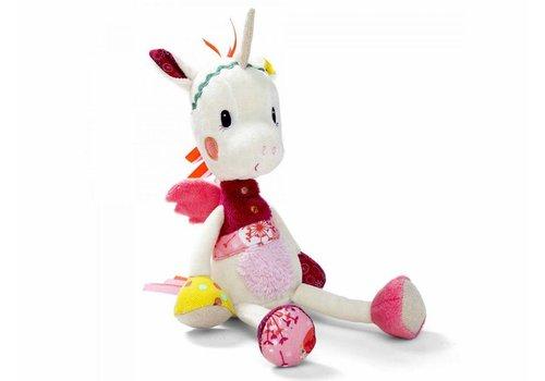 Lilliputiens Lilliputiens Louise Cuddle Unicorn Box