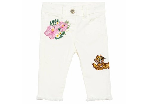 Monnalisa Monnalisa Pants Patch Jungle