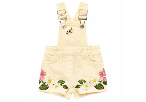 Monnalisa Monnalisa Dungaree Appl.Patch