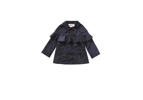 Il Gufo Il Gufo Coat Trench Dark Blue