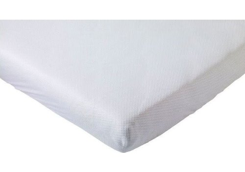 Aerosleep Aerosleep Fitted Sheet 40 x 80 White