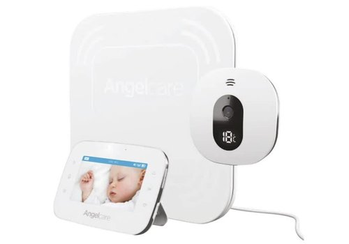 Angelcare Angelcare AC315 Baby Monitor + Bewegingsmonitor And Camera