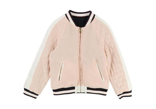 Chloe Chloe Coat Marine Pink