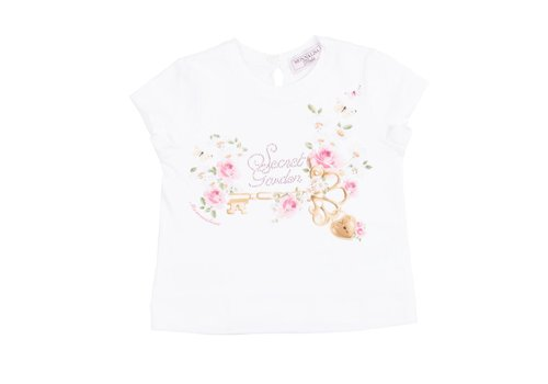 Monnalisa Monnalisa T-Shirt St. Segret Garden