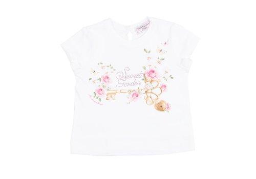 Monnalisa Monnalisa T-Shirt St.Segret Garden