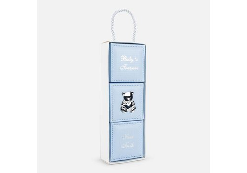 Mayoral Mayoral Babybox Blue Set