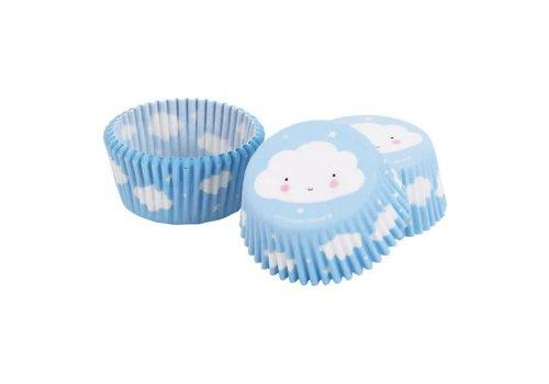 A Little Lovely Company A Little Lovely Company Cupcake Baking Cup Panda (50 Pieces)