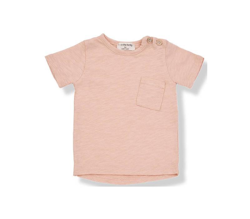 1+ In The Family T-Shirt Judd Alba
