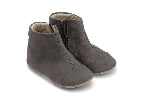 Petit Nord Petit Nord Shoes With Zipper Grey