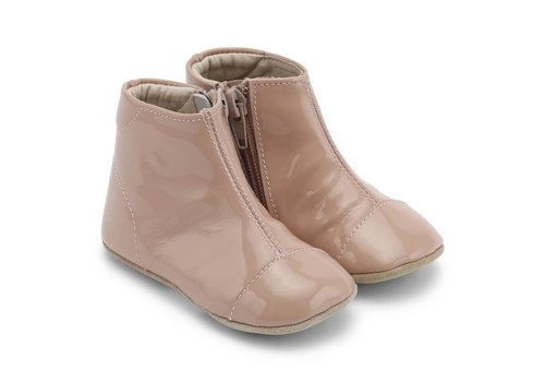 Petit Nord Petit Nord Shoes With Zipper Soft Pink