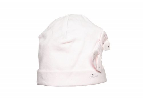 My First Collection First Hat Pink With XXL Bow