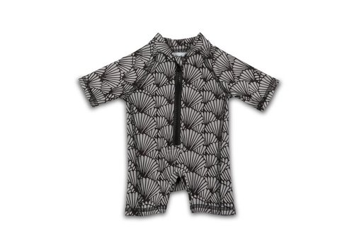 Cos I Said So Cos I Said So 50+ UV Baby Suit Coral