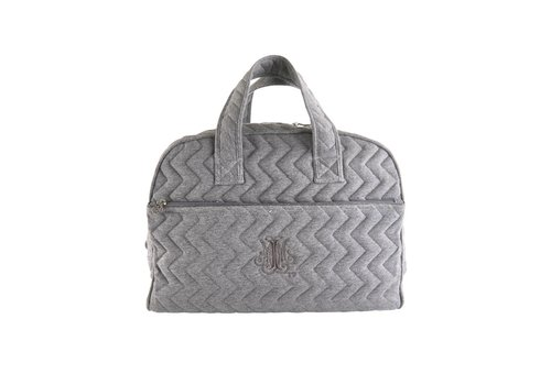 Theophile & Patachou Theophile & Patachou Travel-Toilet Bag - Quilted Anthracite