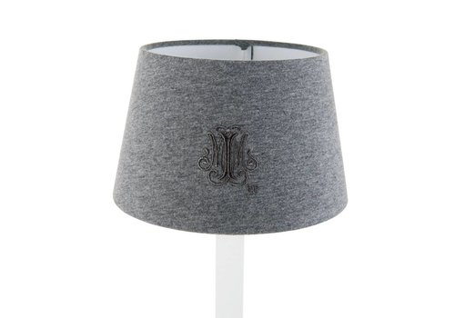 Theophile & Patachou Theophile & Patachou Little Lampshade Embroidered Anthracite