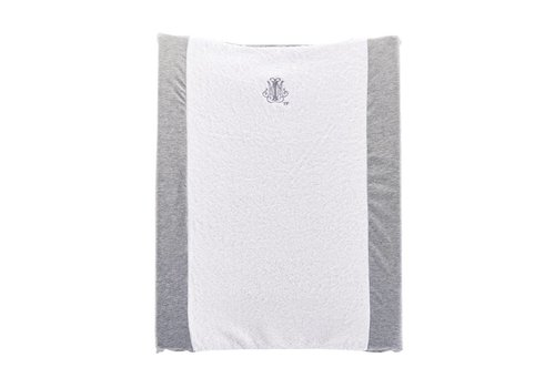 Theophile & Patachou Theophile & Patachou Cover Changing Pad - Terry + Jersey Grey