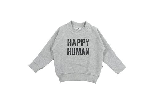 Cos I Said So Cos I Said So Sweater Happy Human Heather Grey