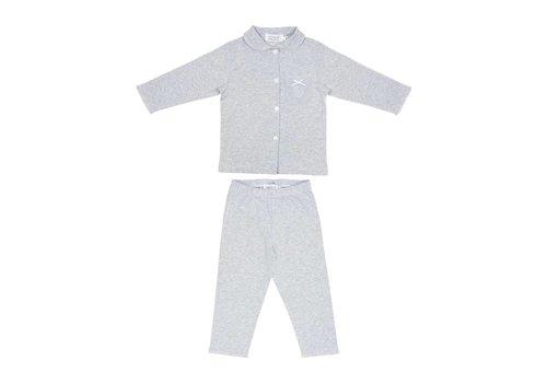 Cotolini Cotolini Pyjamas Long Lalie Grey