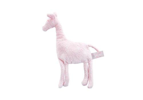 Theophile & Patachou Theophile & Patachou Cuddle Cloth Giraffe Pink