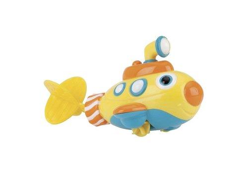 Nuby Nuby Badspeeltje Duikboot Geel