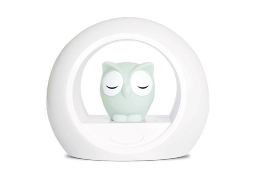 Zazu Zazu Night Light Owl Grey