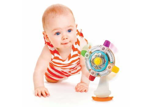 B-Kids B-Kids Bath Toy Snap & Play Turtle