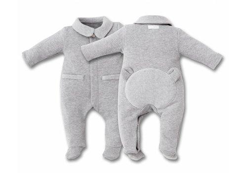 My First Collection First Pyjama Grijs Met Beertje