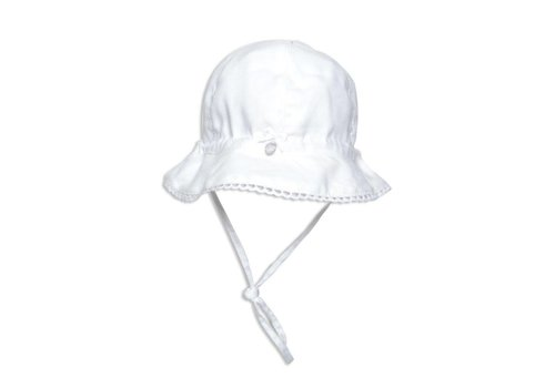 My First Collection First Sun Hat White
