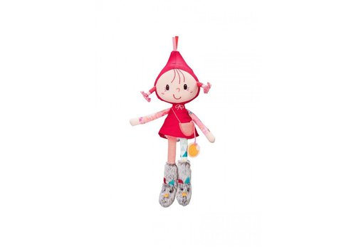 Lilliputiens Lilliputiens Little Red Riding Hood Mini Doll