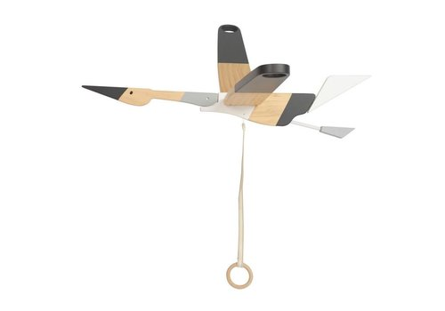 Quax Quax Mobile Seagull Wood