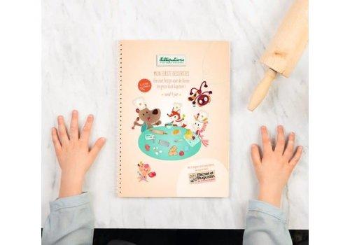 Lilliputiens Lilliputiens Mijn Eerste Desserten Bakboek