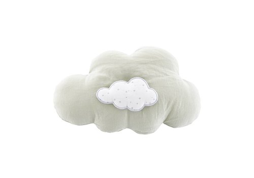 "Theophile & Patachou Theophile & Patachou Musical Pillow ""Cloud"" Mint"