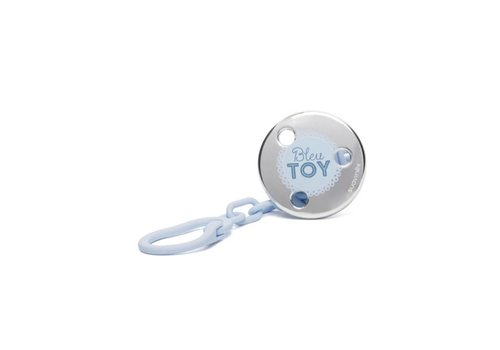 Suavinex Suavinex Speenketting Toys 'Blue Toy' Blauw