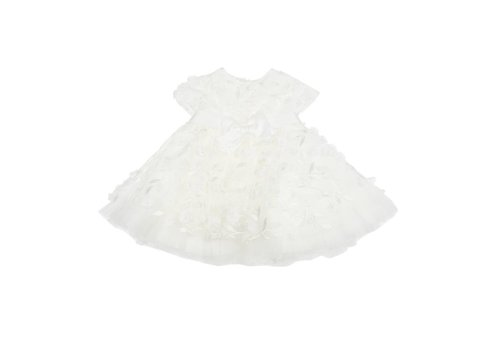 Aletta Aletta Dress Panna White Flowers