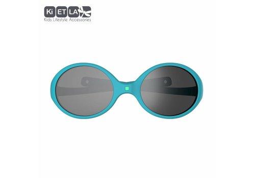 Ki ET LA Ki ET LA Sunglasses Diabola Peacok Blue 0 - 18M