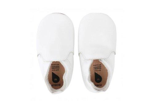 Bobux Bobux Baby Shoes Classic White