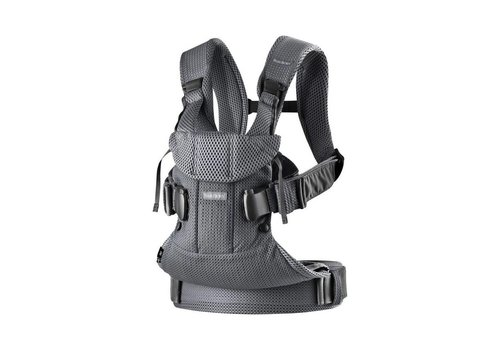 BabyBjörn Babybjorn Baby Carrier One Air 3D Mesh Anthracite
