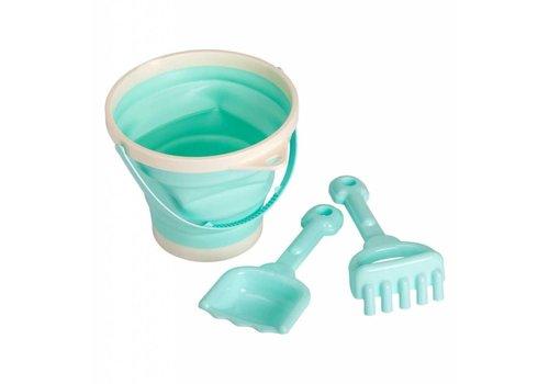 A Little Lovely Company A Little Lovely Company Bucket - Spade Set Mint