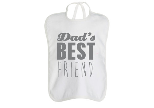 Egomaniac Egomaniac Bib Dad's Best Friend