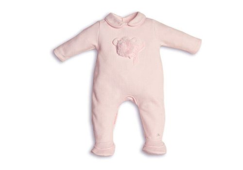 First First Combi Teddy Fur Pink